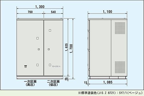 集合住宅用変圧器|株式会社マンホール商会